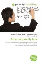 Artin reciprocity law
