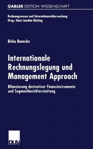 Internationale Rechnungslegung Und Management Approach