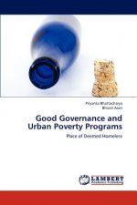 Good Governance and Urban Poverty Programs