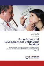 Formulation and Development of Ophthalmic Solution