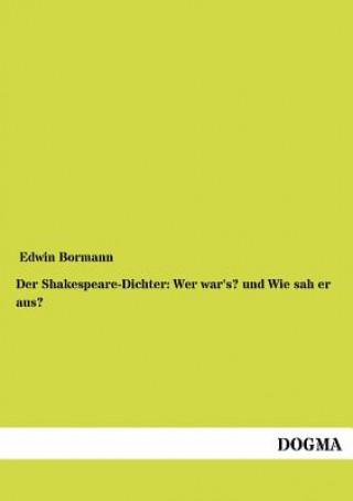 Shakespeare-Dichter