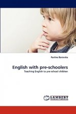 English with pre-schoolers