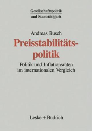 Preisstabilitatspolitik