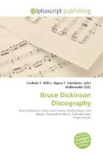 Bruce Dickinson Discography