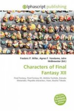 Characters of Final Fantasy XII