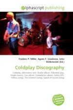 Coldplay Discography
