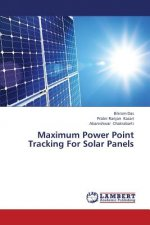 Maximum Power Point Tracking For Solar Panels