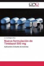 Nueva formulación de Tinidazol 500 mg