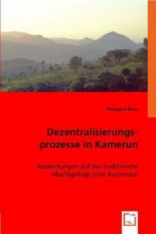 Dezentralisierungsprozesse in Kamerun