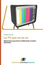 La TV que no se ve