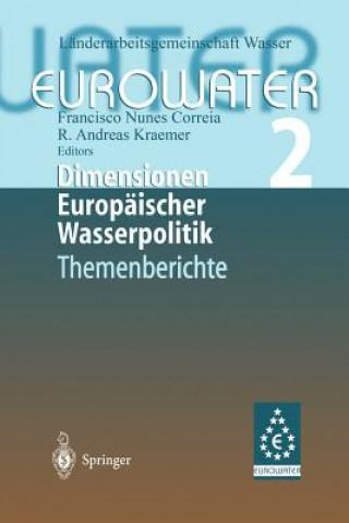 Dimensionen Europäischer Wasserpolitik