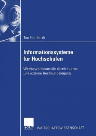 Informationssysteme F r Hochschulen