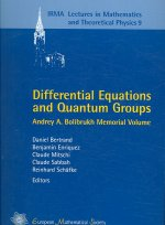 Differential Equations and Quantum Groups