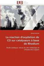 Reaction D'Oxydation de Co Sur Catalyseurs a Base de Rhodium