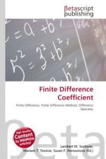 Finite Difference Coefficient