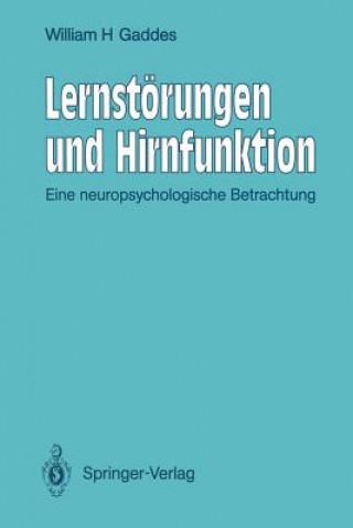 Lernstörungen und Hirnfunktion