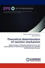Theoretical determination of reaction mechanism