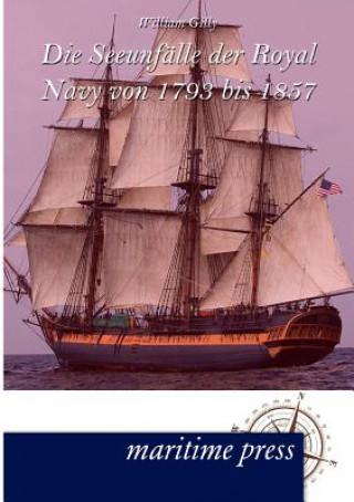 Seeunf lle Der Royal Navy Von 1793 Bis 1857