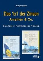 1x1 der Zinsen - Anleihen & Co. Grundlagen - Funktionsweise - Einsatz