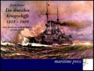 Die deutschen Kriegsschiffe 1813-1936