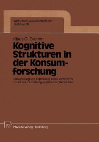 Kognitive Strukturen in der Konsumforschung