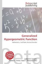 Generalized Hypergeometric Function