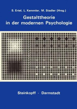 Gestalttheorie in der Modernen Psychologie