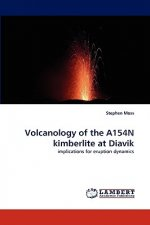 Volcanology of the A154N kimberlite at Diavik