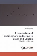 A comparison of participatory budgeting in Brazil and Canada