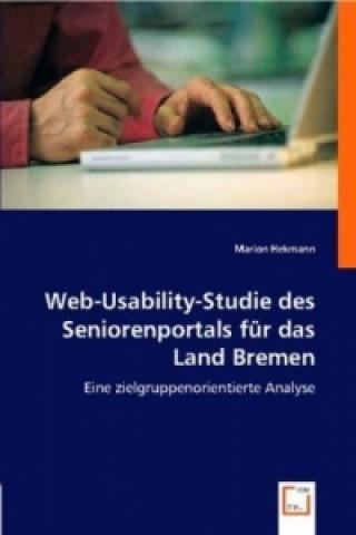 Web-Usability-Studie des Seniorenportals für das Land Bremen