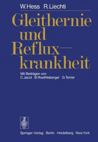 Gleithernie und Refluxkrankheit