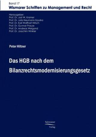 Hgb Nach Dem Bilanzrechtsmodernisierungsgesetz