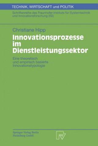 Innovationsprozesse Im Dienstleistungssektor