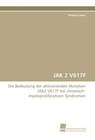 JAK 2 V617F