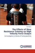 The Effects of Slow Resistance Training on High Velocity Force Output