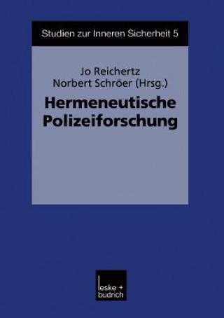 Hermeneutische Polizeiforschung
