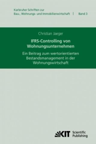 IFRS-Controlling von Wohnungsunternehmen