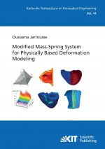Modified mass-spring system for physically based deformation modeling