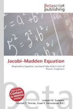 Jacobi Madden Equation