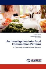 An Investigation into Food Consumption Patterns