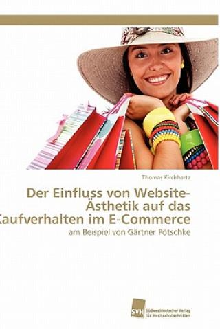 Einfluss Von Website-Asthetik Auf Das Kaufverhalten Im E-Commerce