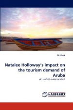 Natalee Holloway's impact on the tourism demand of Aruba