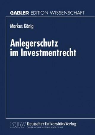 Anlegerschutz Im Investmentrecht