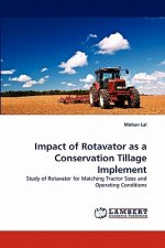Impact of Rotavator as a Conservation Tillage Implement