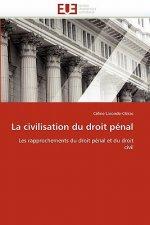 Civilisation Du Droit P nal