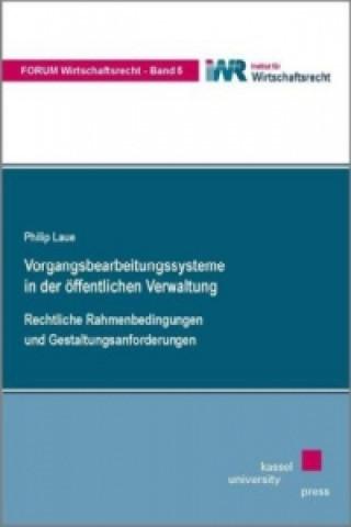 Vorgangsbearbeitungssysteme in der öffentlichen Verwaltung