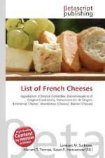 List of French Cheeses