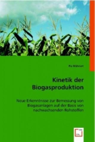 Kinetik der Biogasproduktion