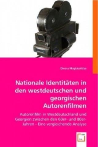 Nationale Identitäten in den westdeutschen und georgischen Autorenfilmen