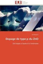Dopage de Type P Du Zno